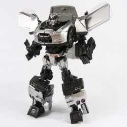 A-01 Alternity Convoy Ultimate Metal Silver Robot Mode