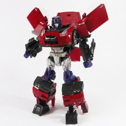 A-01 Alternity Convoy Vibrant Red