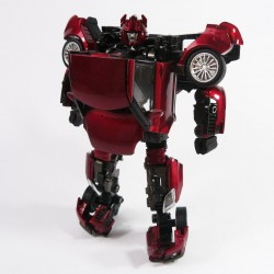 A-03 Alternity Cliff Supreme Red Pearl Robot Mode
