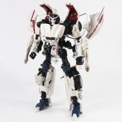 A-04 Alternity Starscream White Pearl Robot Mode