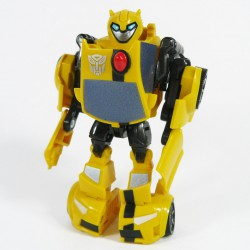 Animated Activator Bumblebee Robot Mode