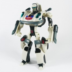 Animated Deluxe Autobot Jazz