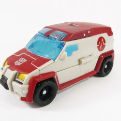 Animated Deluxe Autobot Ratchet Alt Mode