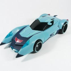 Animated Deluxe Blurr Alt Mode