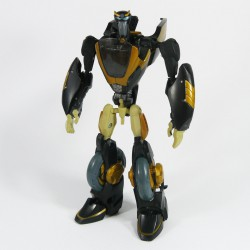 Animated Deluxe Prowl Robot Mode
