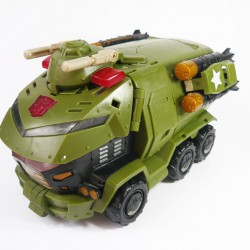 Animated Leader Bulkhead Alt Mode