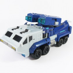 Animated Leader Ultra Magnus Alt Mode