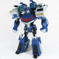 Animated Leader Ultra Magnus Robot Mode