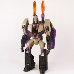 Animated Voyager Blitzwing Robot Mode