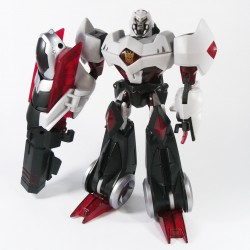 Animated Voyager Cybertron Mode Megatron