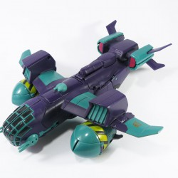 Animated Voyager Lugnut Alt Mode