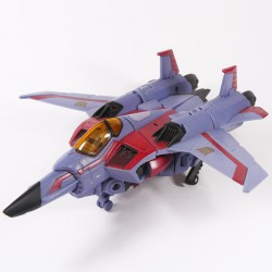 Animated Voyager Starscream Alt Mode