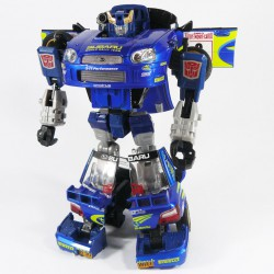 BT-01 Smokescreen #8 Robot Mode