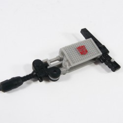 BT-01 Smokescreen #8 Turbo Intercooler:Gun
