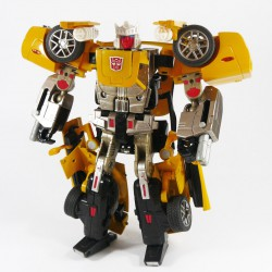 BT-06 Tracks Yellow Robot Mode
