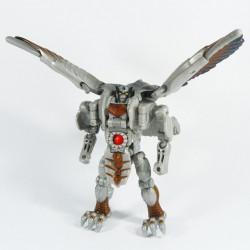 Beast Wars Deluxe Silverbolt Robot Mode