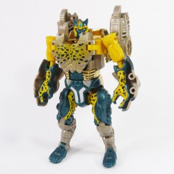 Beast Wars Transmetals Deluxe Cheetor