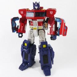 C-01 Henkei! Henkei! Convoy Robot Mode