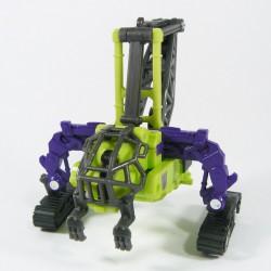 EZ Collection Revenge of the Fallen Decepticon Hook G1 Colors Robot Mode