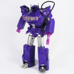 FT-03 Quakewave Robot Mode