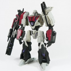 Generations Deluxe Cybertronian Megatron