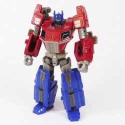 Generations Deluxe Fall of Cybertron Optimus Prime Robot Mode