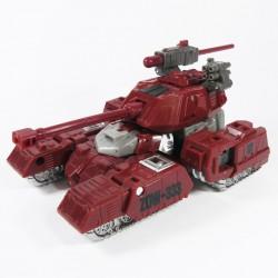 Generations Deluxe Warpath Alt Mode