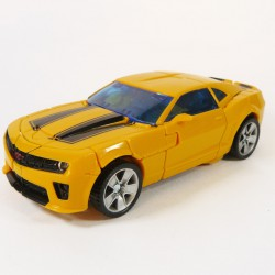 Hunt for the Decepticons Deluxe Battle Blade Bumblebee Alt Mode
