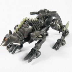Hunt for the Decepticons Legends Ravage Robot Mode