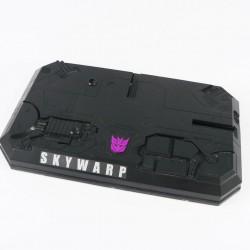 MP-06 Masterpiece Skywarp Display Stand Base