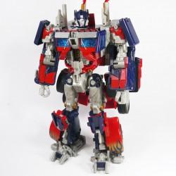 Movie Leader Optimus Prime