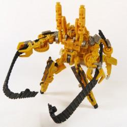Revenge of the Fallen Deluxe Rampage Robot Mode