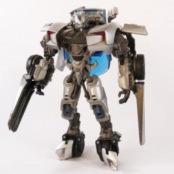 Revenge of the Fallen Deluxe Sideswipe Robot Mode