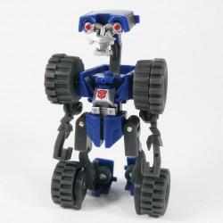 Revenge of the Fallen Legends Autobot Wheelie Robot Mode