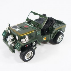 The Transformers Collection 14 Hound Alt Mode