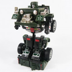 The Transformers Collection 14 Hound Robot Mode