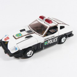 The Transformers Collection 2 Prowl Alt Mode