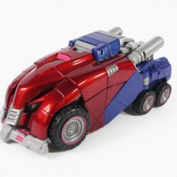 UN-01 United Optimus Prime Cybertron Mode Alt Mode