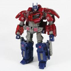 UN-01 United Optimus Prime Cybertron Mode Robot Mode