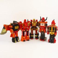 Welcome to Transformers 2010 Predaking Alt Mode