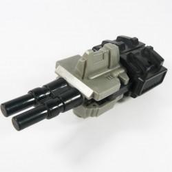 Welcome to Transformers 2010 Razorclaw Twin Concussion Blaster:Predaking X-ray laser cannon